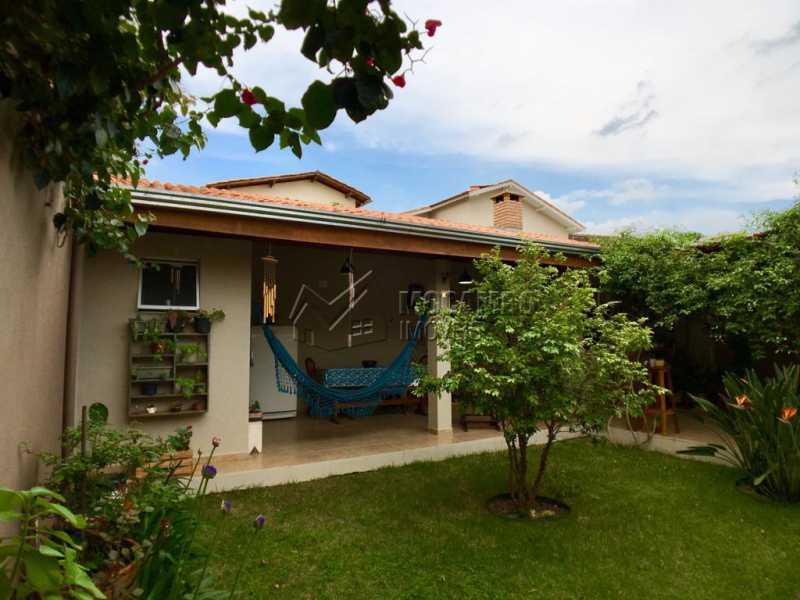 Quintal - Casa 3 quartos à venda Itatiba,SP - R$ 535.000 - FCCA31131 - 18