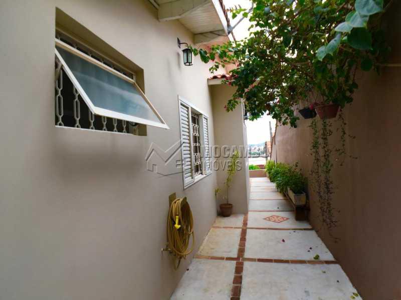 Lateral - Casa 3 quartos à venda Itatiba,SP - R$ 535.000 - FCCA31131 - 19