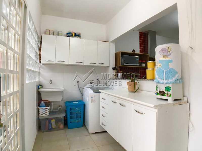 Lavanderia - Casa 3 quartos à venda Itatiba,SP - R$ 535.000 - FCCA31131 - 8