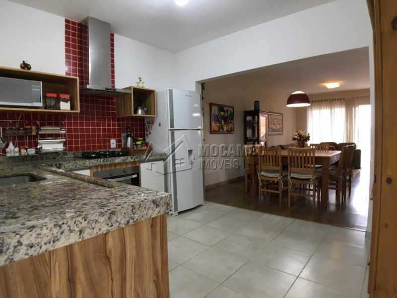 Cozinha - Casa 3 quartos à venda Itatiba,SP - R$ 535.000 - FCCA31131 - 6