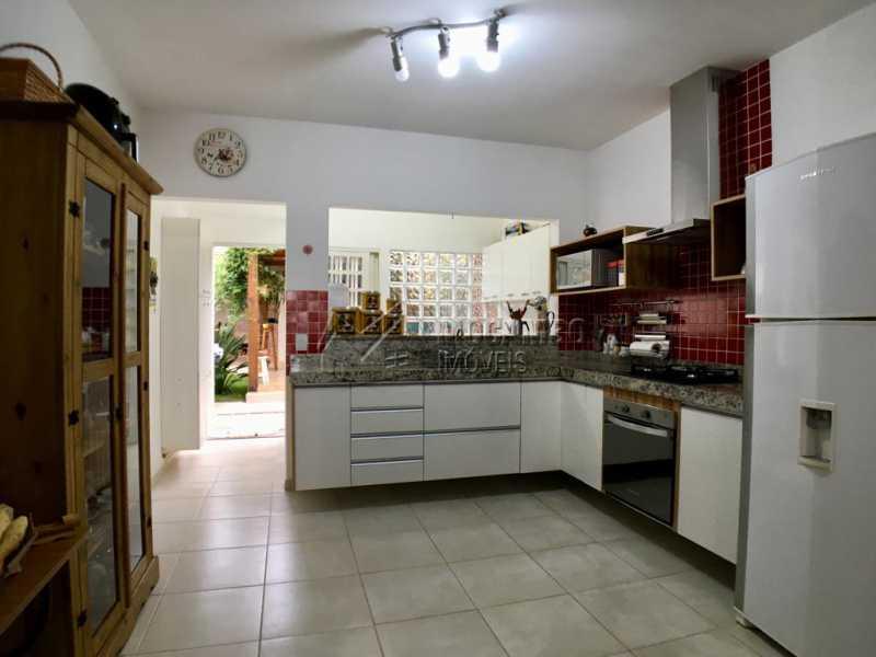 Cozinha - Casa 3 quartos à venda Itatiba,SP - R$ 535.000 - FCCA31131 - 5