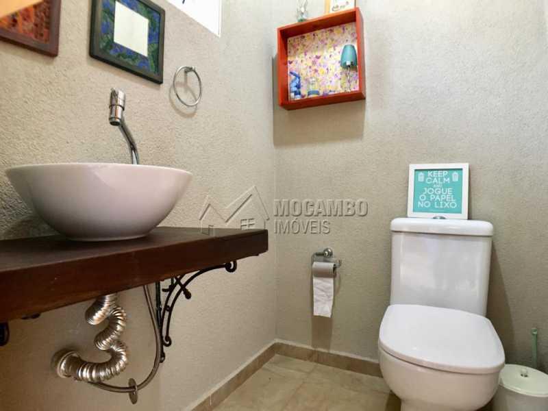 Lavabo - Casa 3 quartos à venda Itatiba,SP - R$ 535.000 - FCCA31131 - 17