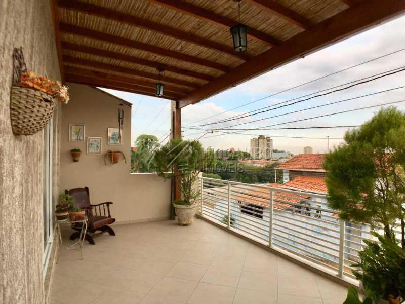 Varanda - Casa 3 quartos à venda Itatiba,SP - R$ 535.000 - FCCA31131 - 20