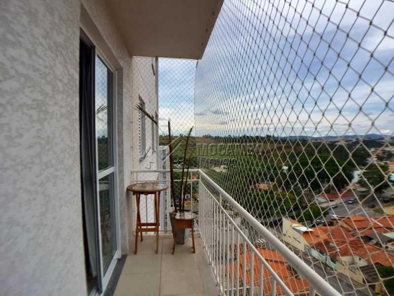 Varanda  - Apartamento 2 quartos à venda Itatiba,SP - R$ 260.000 - FCAP20822 - 9