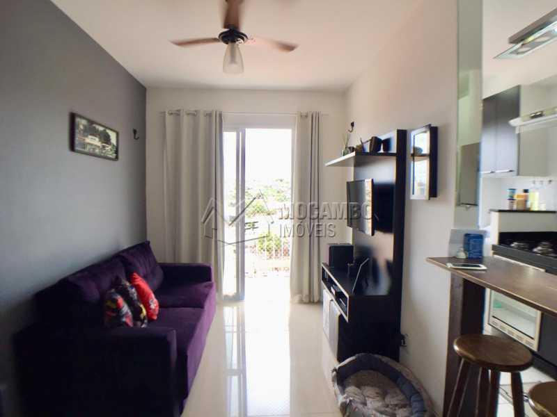 Sala - Apartamento 2 quartos à venda Itatiba,SP - R$ 260.000 - FCAP20822 - 7