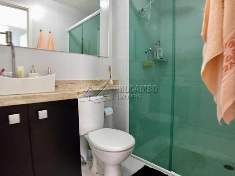 Banheiro  - Apartamento 2 quartos à venda Itatiba,SP - R$ 260.000 - FCAP20822 - 11