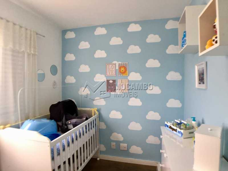 Dormitório  - Apartamento 2 quartos à venda Itatiba,SP - R$ 260.000 - FCAP20822 - 12