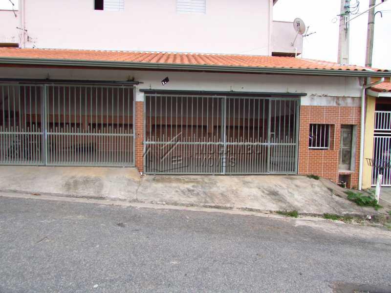 Garagem - Casa Para Alugar - Itatiba - SP - Loteamento Itatiba Park - FCCA21086 - 15