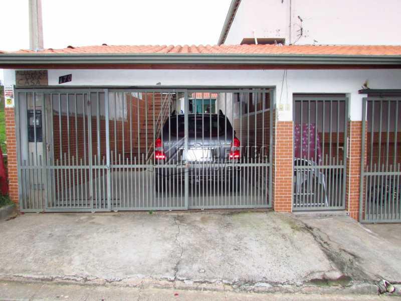 Fachada - Casa Para Alugar - Itatiba - SP - Loteamento Itatiba Park - FCCA21086 - 1