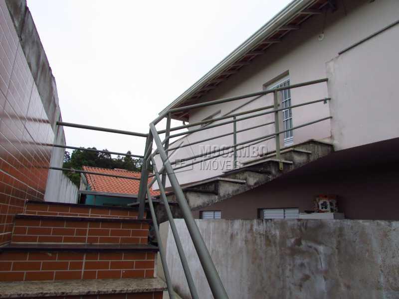 Fachada - Casa Para Alugar - Itatiba - SP - Loteamento Itatiba Park - FCCA21086 - 16