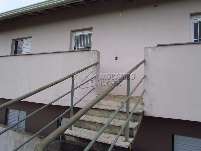 Fachada - Casa Para Alugar - Itatiba - SP - Loteamento Itatiba Park - FCCA21086 - 17