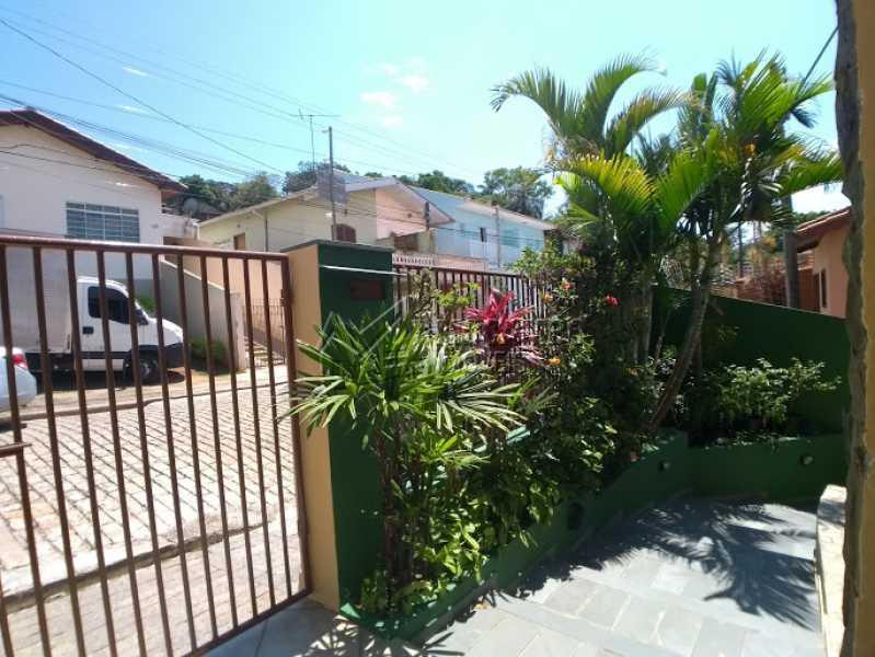 Entrada Lateral - Casa 3 quartos à venda Itatiba,SP - R$ 580.000 - FCCA31132 - 3