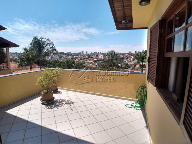 Sacada - Casa 3 quartos à venda Itatiba,SP - R$ 580.000 - FCCA31132 - 4