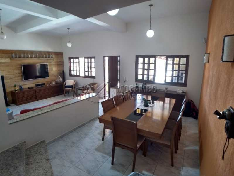 Sala de Jantar - Casa 3 quartos à venda Itatiba,SP - R$ 580.000 - FCCA31132 - 13