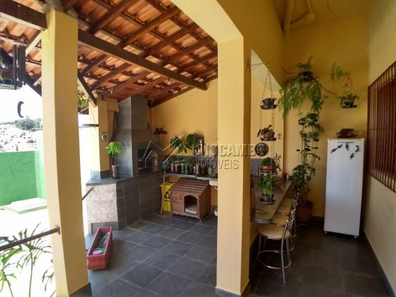 Churrasqueira - Casa 3 quartos à venda Itatiba,SP - R$ 580.000 - FCCA31132 - 16