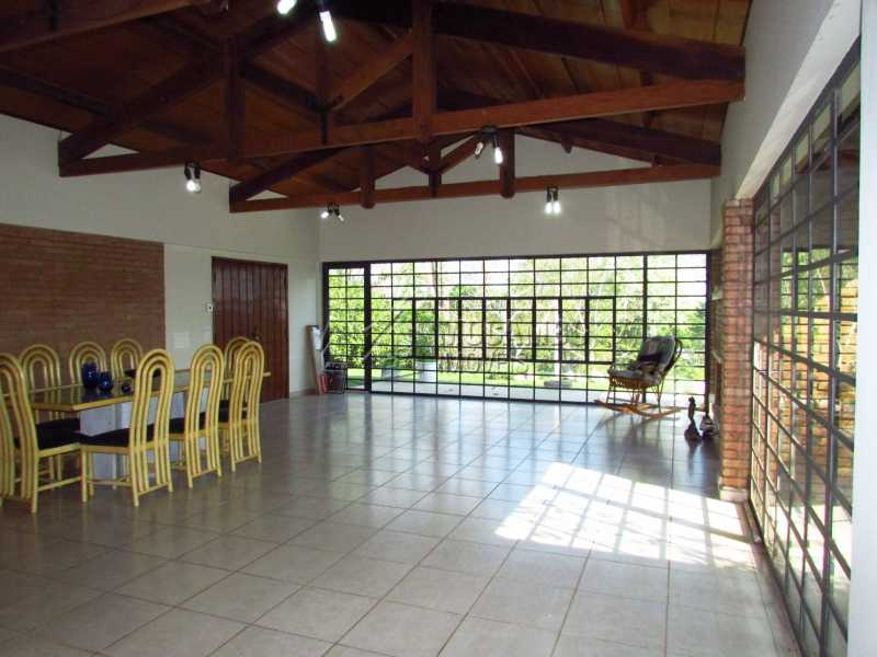 Sala - Casa Para Alugar no Condomínio Itaembú - Sítio da Moenda - Itatiba - SP - FCCN30361 - 5