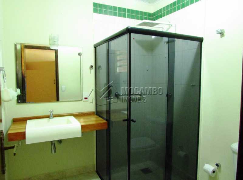 Banheiro social - Casa Para Alugar no Condomínio Itaembú - Sítio da Moenda - Itatiba - SP - FCCN30361 - 8