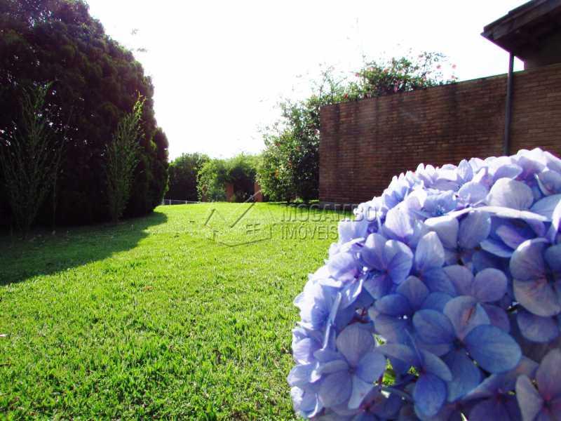 Amplitude e natureza - Casa em Condomínio 3 Quartos Para Alugar Itatiba,SP - R$ 6.500 - FCCN30361 - 13