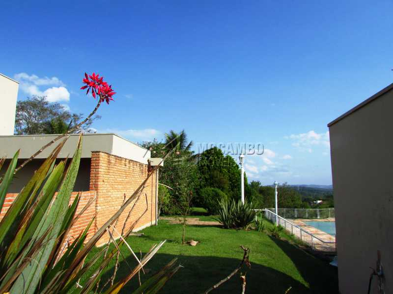 Paisagismo  - Casa Para Alugar no Condomínio Itaembú - Sítio da Moenda - Itatiba - SP - FCCN30361 - 14
