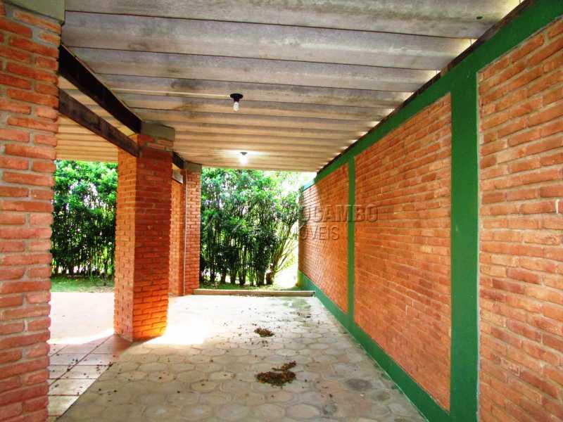 Salão de festas - Casa Para Alugar no Condomínio Itaembú - Sítio da Moenda - Itatiba - SP - FCCN30361 - 17
