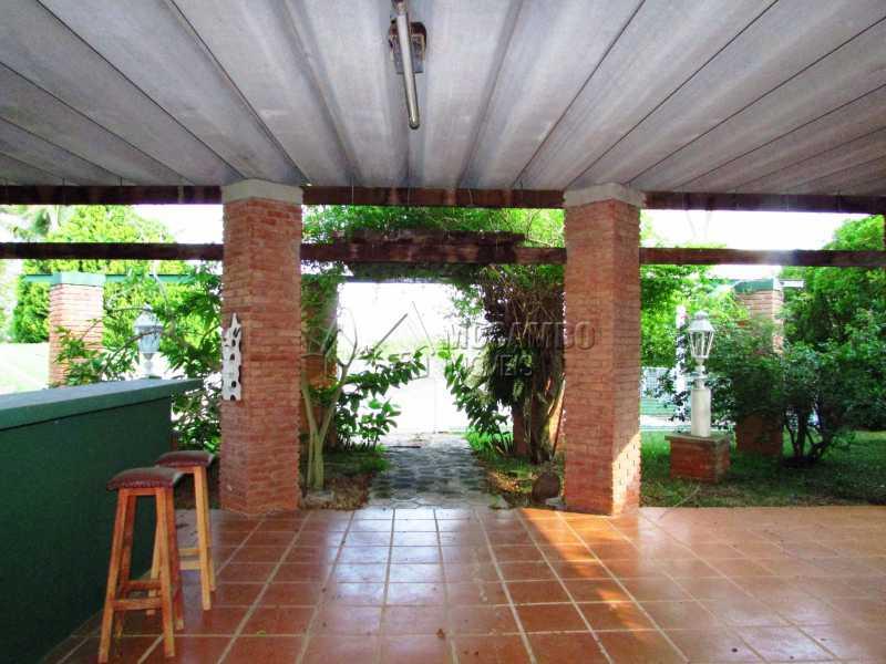 Salão de festas - Casa Para Alugar no Condomínio Itaembú - Sítio da Moenda - Itatiba - SP - FCCN30361 - 18