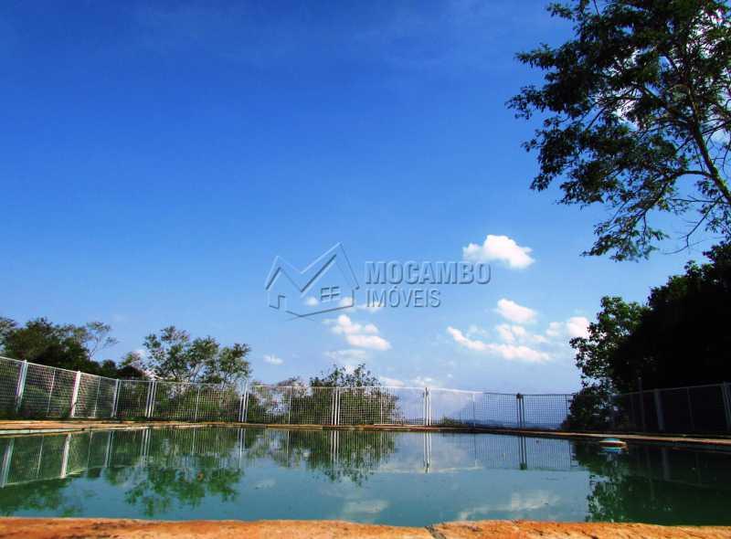 Piscina  - Casa Para Alugar no Condomínio Itaembú - Sítio da Moenda - Itatiba - SP - FCCN30361 - 19