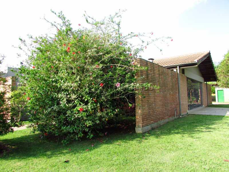 Jardim - Casa Para Alugar no Condomínio Itaembú - Sítio da Moenda - Itatiba - SP - FCCN30361 - 21