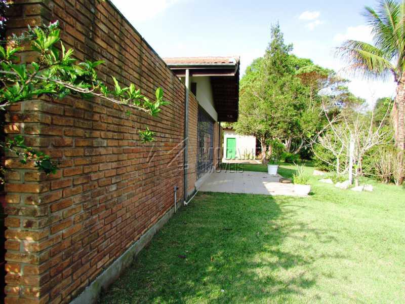 Jardim - Casa Para Alugar no Condomínio Itaembú - Sítio da Moenda - Itatiba - SP - FCCN30361 - 22