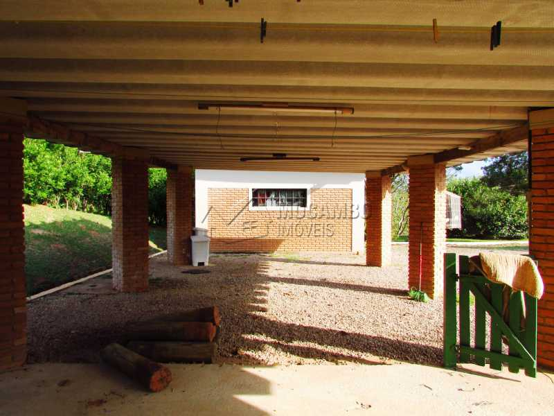 Garagem - Casa em Condomínio 3 Quartos Para Alugar Itatiba,SP - R$ 6.500 - FCCN30361 - 25