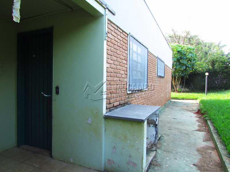 Casa de Hóspedes - Casa em Condomínio 3 Quartos Para Alugar Itatiba,SP - R$ 6.500 - FCCN30361 - 26