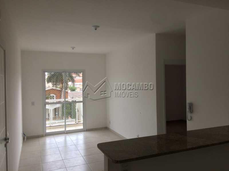 Sala - Apartamento À Venda no Condomínio Edifício Jardim Nice - Jardim Nice - Itatiba - SP - FCAP20824 - 3