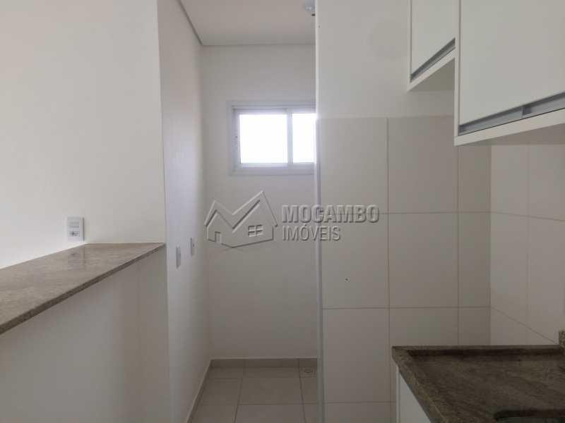 Cozinha - Apartamento À Venda no Condomínio Edifício Jardim Nice - Jardim Nice - Itatiba - SP - FCAP20824 - 5