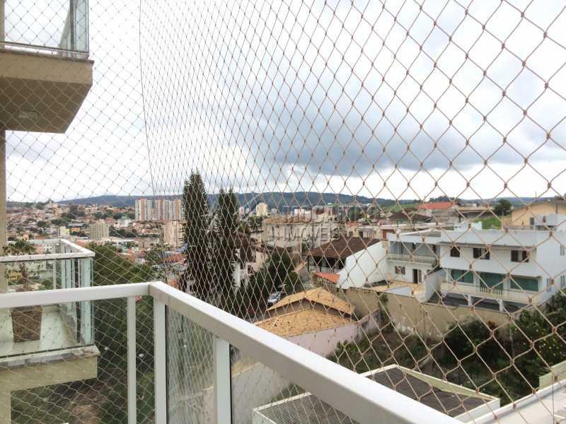 Varanda - Apartamento À Venda no Condomínio Edifício Jardim Nice - Jardim Nice - Itatiba - SP - FCAP20824 - 1