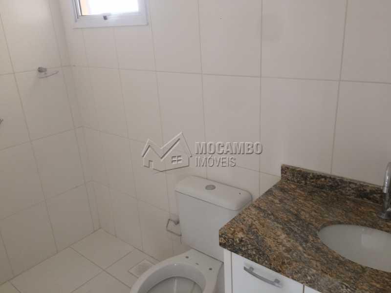 Banheiro social - Apartamento À Venda no Condomínio Edifício Jardim Nice - Jardim Nice - Itatiba - SP - FCAP20824 - 7
