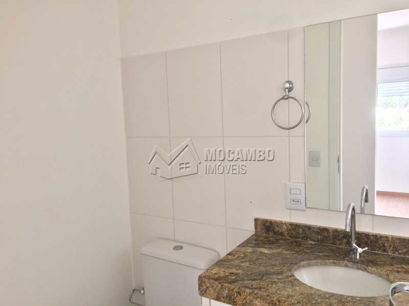 Banheiro suíte - Apartamento À Venda no Condomínio Edifício Jardim Nice - Jardim Nice - Itatiba - SP - FCAP20824 - 10
