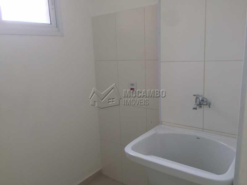 Área de serviço - Apartamento À Venda no Condomínio Edifício Jardim Nice - Jardim Nice - Itatiba - SP - FCAP20824 - 11