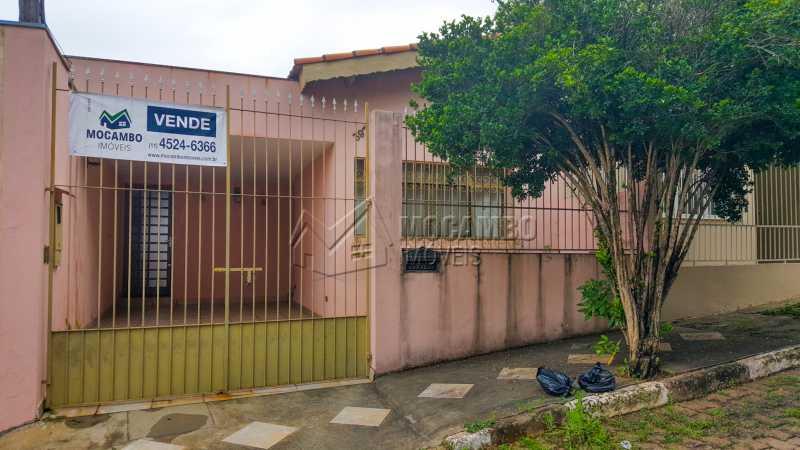 Fachada - Casa 2 quartos à venda Itatiba,SP - R$ 285.000 - FCCA21091 - 1