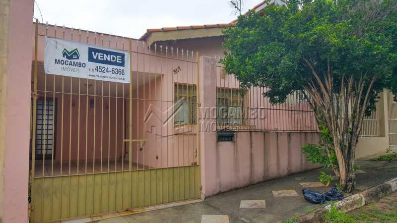 Fachada - Casa 2 quartos à venda Itatiba,SP - R$ 285.000 - FCCA21091 - 3