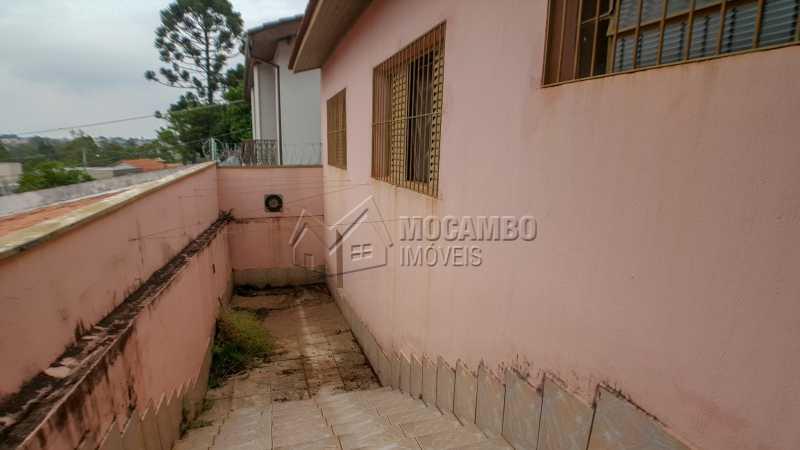 Lateral - Casa 2 quartos à venda Itatiba,SP - R$ 285.000 - FCCA21091 - 4
