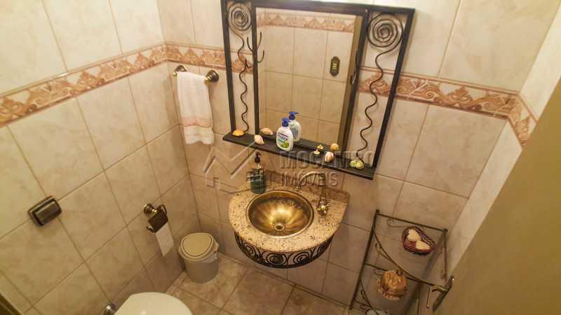 Lavabo - Casa 2 quartos à venda Itatiba,SP - R$ 285.000 - FCCA21091 - 7