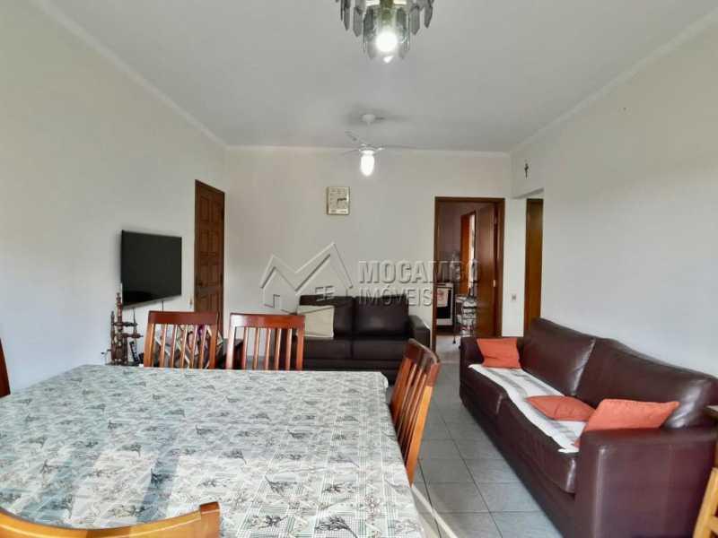 Sala - Apartamento Condomínio Edifício João Corradini, Itatiba, Centro, SP À Venda, 3 Quartos, 176m² - FCAP30452 - 4