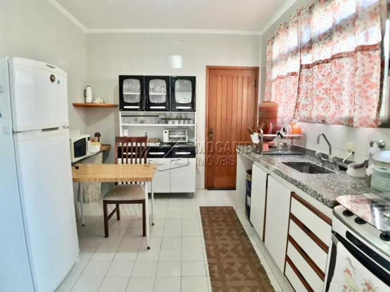Cozinha - Apartamento Condomínio Edifício João Corradini, Itatiba, Centro, SP À Venda, 3 Quartos, 176m² - FCAP30452 - 1