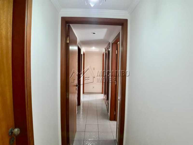 Corredor - Apartamento Condomínio Edifício João Corradini, Itatiba, Centro, SP À Venda, 3 Quartos, 176m² - FCAP30452 - 7