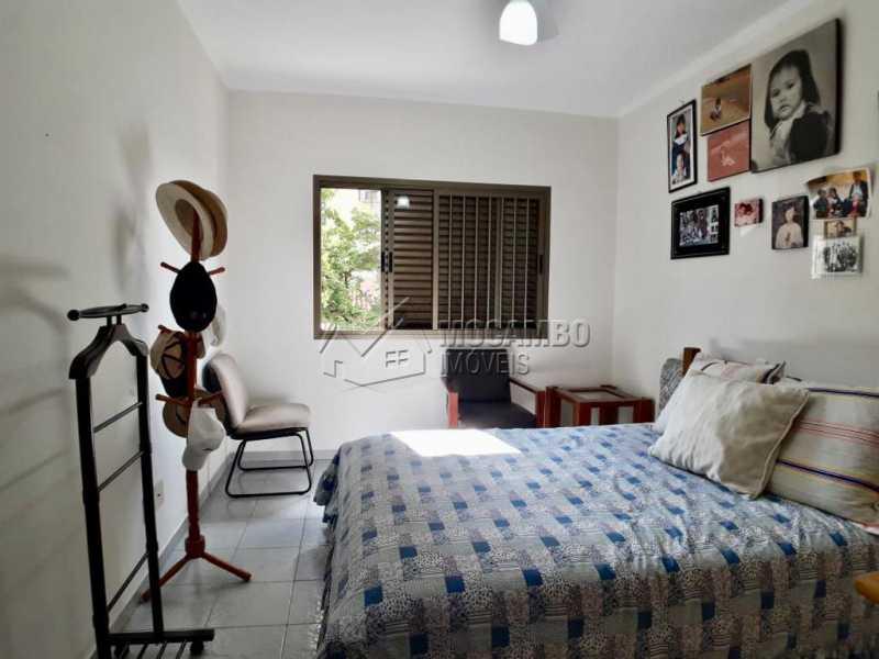 Dormitório - Apartamento Condomínio Edifício João Corradini, Itatiba, Centro, SP À Venda, 3 Quartos, 176m² - FCAP30452 - 9