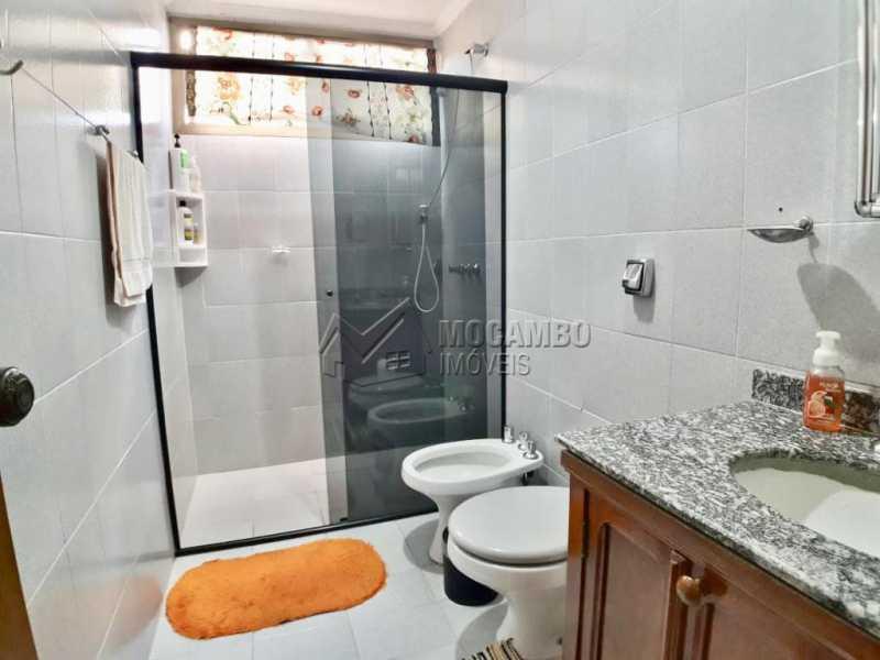 Banheiro social - Apartamento Condomínio Edifício João Corradini, Itatiba, Centro, SP À Venda, 3 Quartos, 176m² - FCAP30452 - 10