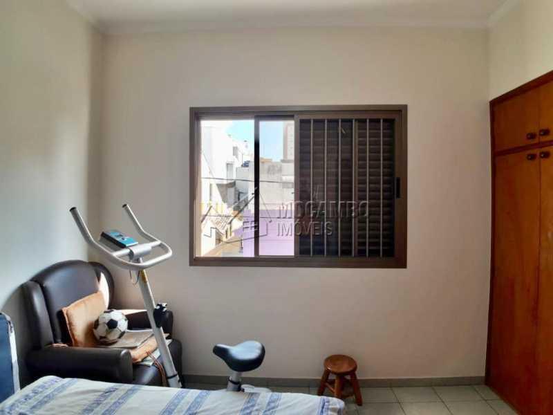 Dormitório - Apartamento Condomínio Edifício João Corradini, Itatiba, Centro, SP À Venda, 3 Quartos, 176m² - FCAP30452 - 12