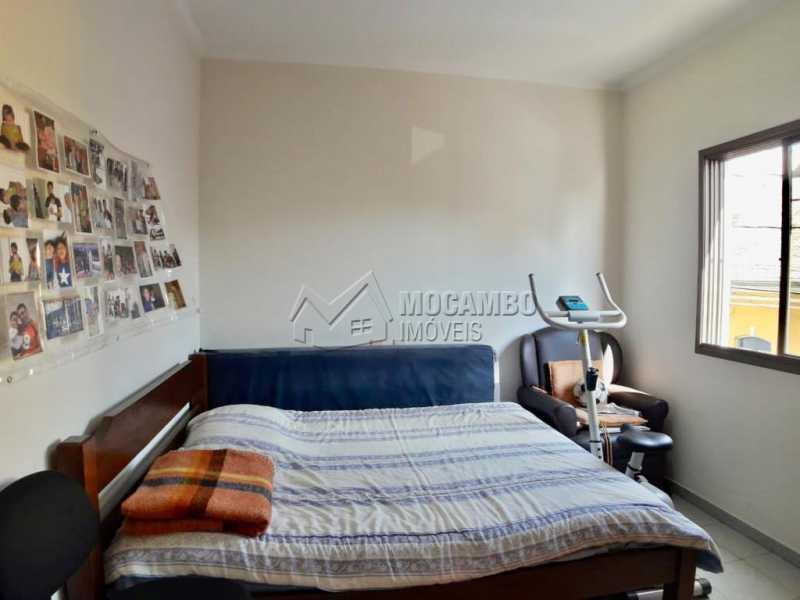 Dormitório - Apartamento Condomínio Edifício João Corradini, Itatiba, Centro, SP À Venda, 3 Quartos, 176m² - FCAP30452 - 13