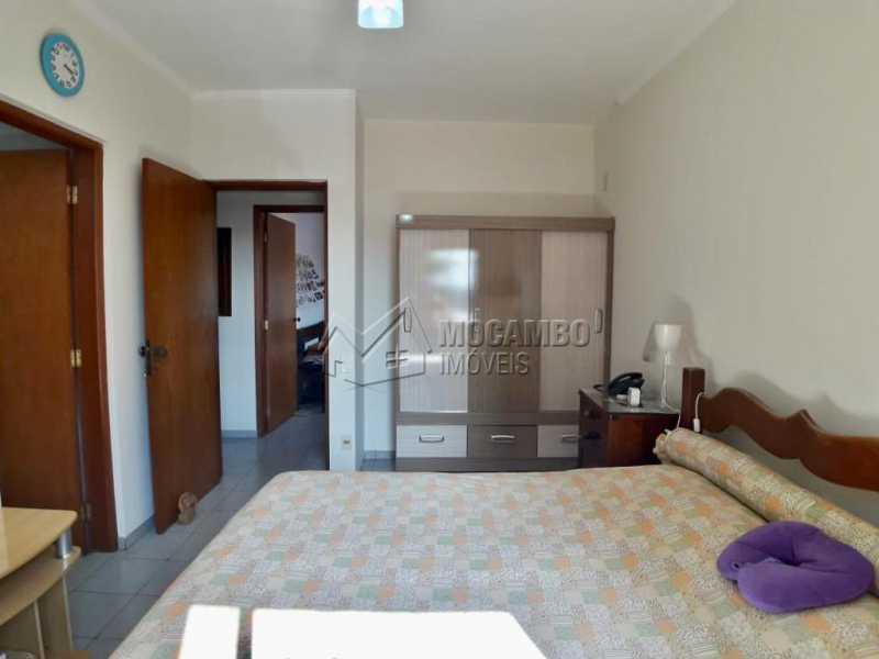 Dormitório - Apartamento Condomínio Edifício João Corradini, Itatiba, Centro, SP À Venda, 3 Quartos, 176m² - FCAP30452 - 14
