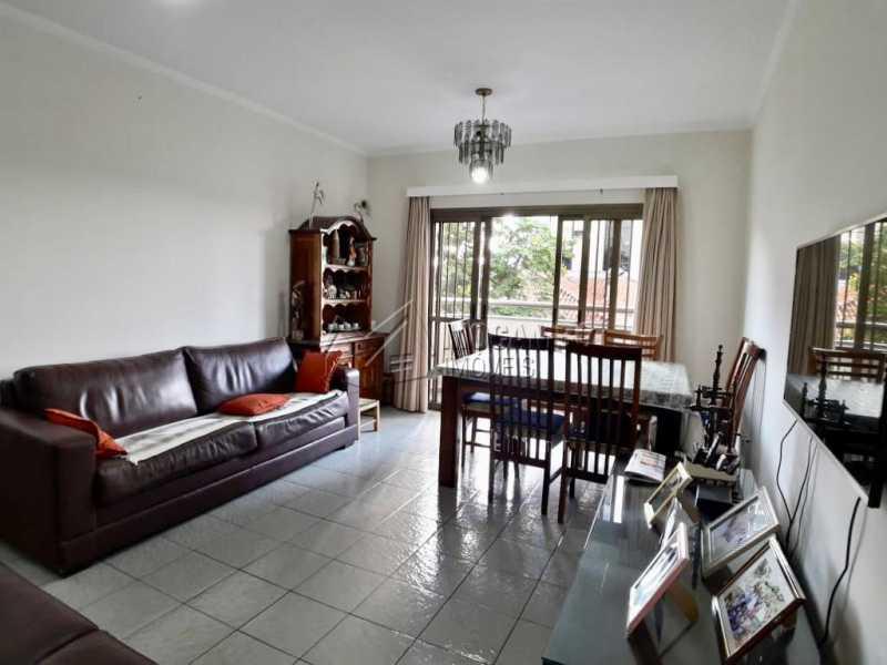 Sala - Apartamento Condomínio Edifício João Corradini, Itatiba, Centro, SP À Venda, 3 Quartos, 176m² - FCAP30452 - 15