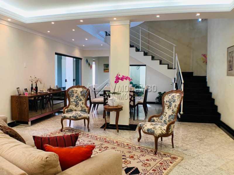 Sala  - Casa 3 quartos à venda Itatiba,SP - R$ 720.000 - FCCA31137 - 3